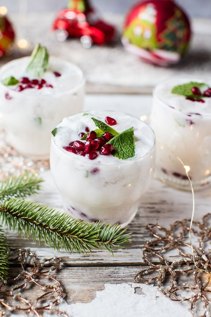 Drink and Be Merry with these 3 Holiday Cocktail Recipes