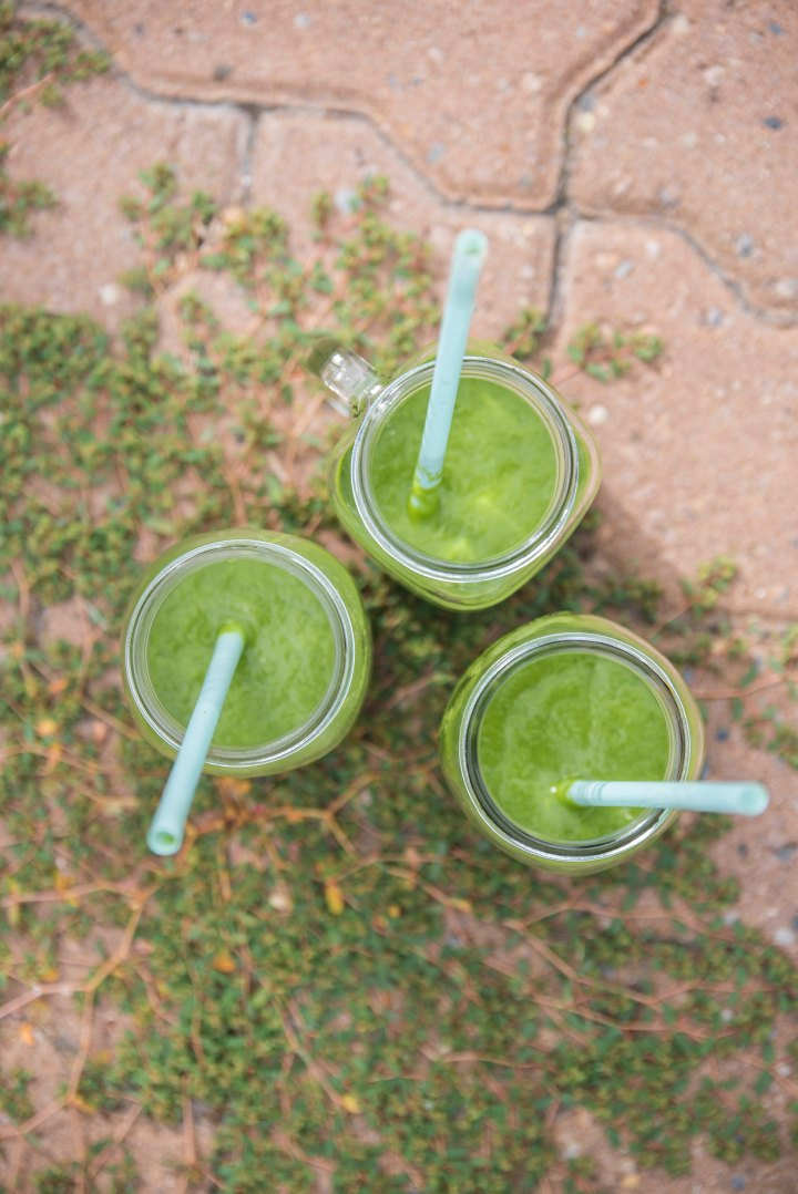 The Best Green Smoothie Recipe
